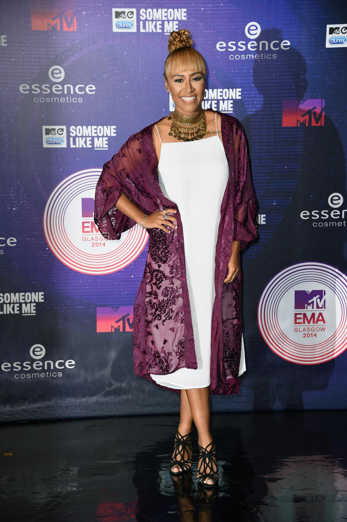 Emeli Sande la MTV EMA 2014
