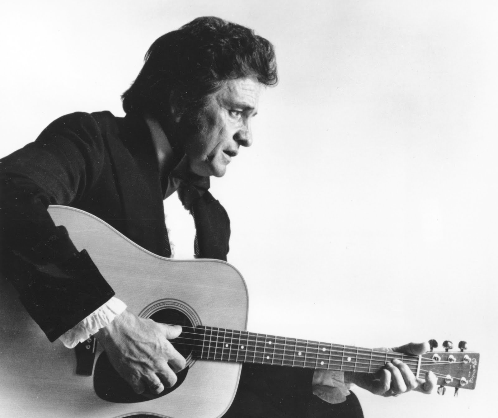 johnny cash negru
