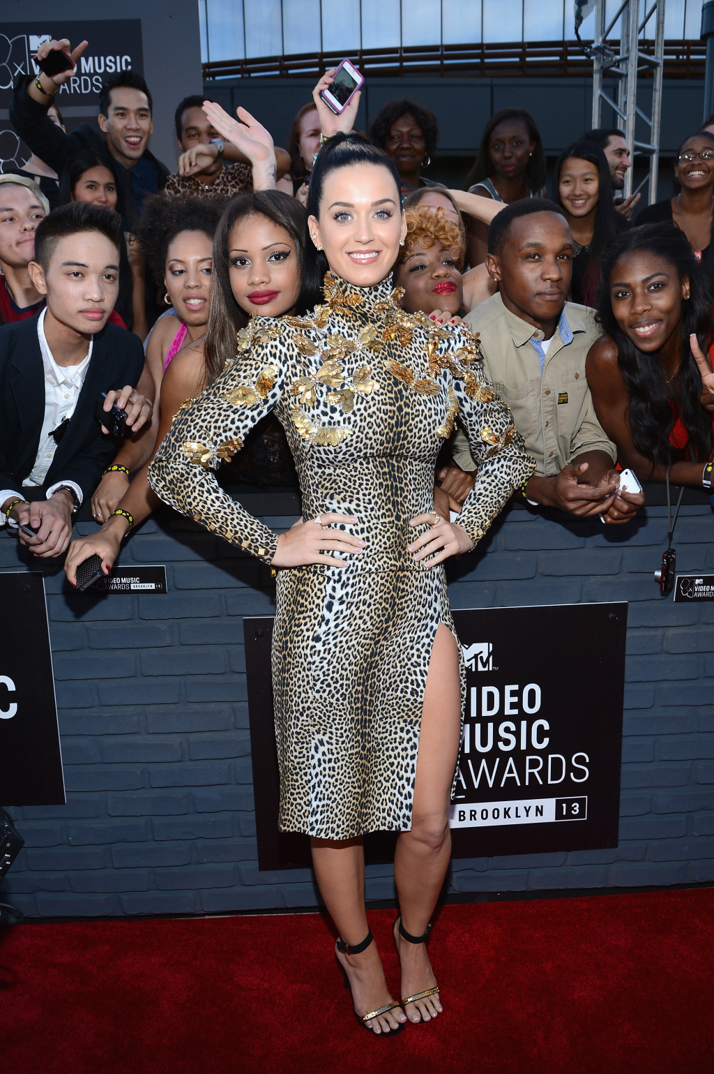 katy perry mtv vma 2013