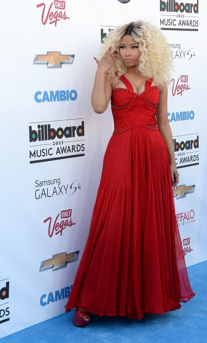 nicky minaj billboard 2013