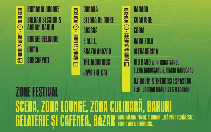 bucharest green sounds festival program