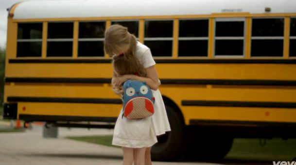 taylor swift everything has changed videoclip