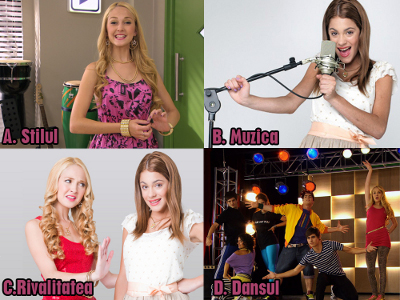 Violetta pe Disney Channel